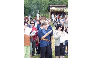 Soutěž - 24. 6. 2007 v Olší