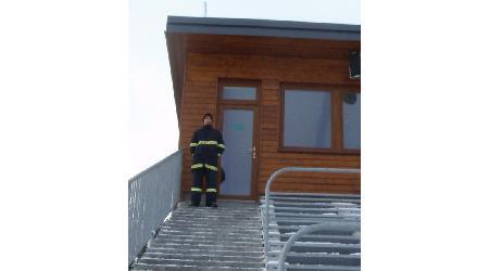 Asistence při pořádání seriálu Tour de Ski v běhu na lyžích v Novém Městě na Moravě