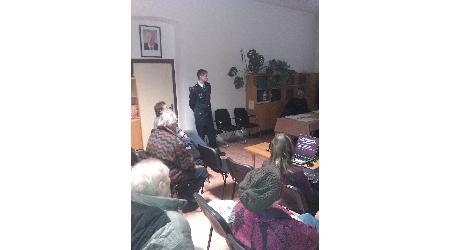 Přednáška o bezpečnosti provozu topidel a čištění komínů - 28. 12. 2010