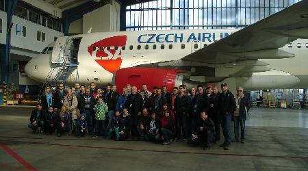 Zájezd do Prahy - 8.listopadu 2014