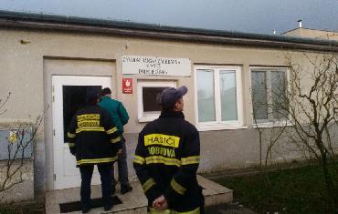 Exkurze na báňské záchranné stanici v Dolní Rožínce - 11.dubna 2015