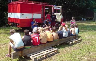 13. - 15. 7. 2009 - dětský tábor
