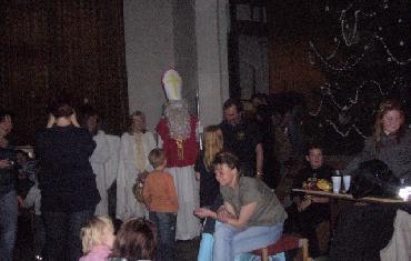 6. 12. 2008 - Mikulášská besídka