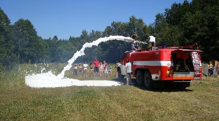 9. - 11. 7. 2010 - dětský tábor