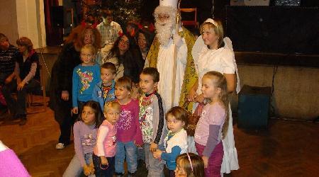 3. 12. 2011 - Mikulášská besídka