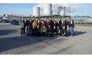 Zájezd do JE Dukovany, vodní elektrárny Dalešice a pivovaru Dalešice - 2. dubna 2016