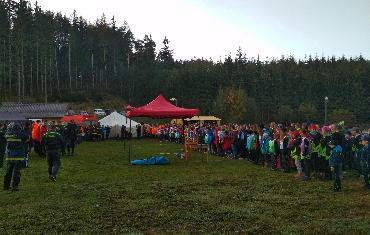 Podzimní kolo hry PLAMEN - Bobrová 6.10.2018