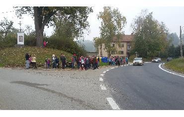 Sázení 100 stromů k výročí republiky - 20.10.2018
