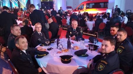 Vyhlášení ankety Dobrovolní hasiči roku - 14.11.2018