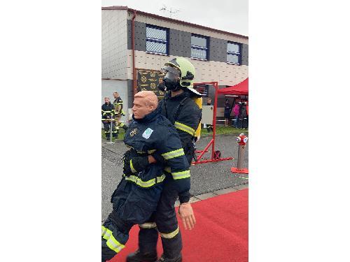 Firefighter Combat Challenge Telč