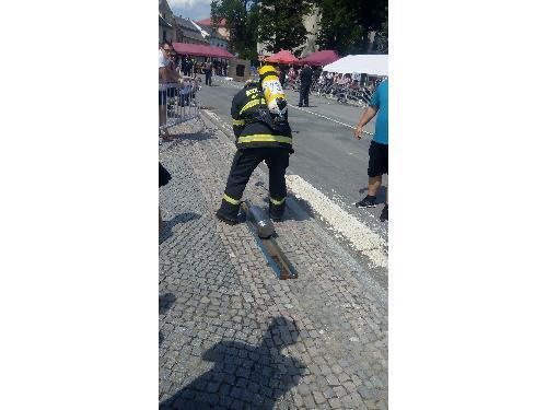 Novoměstský železný hasič