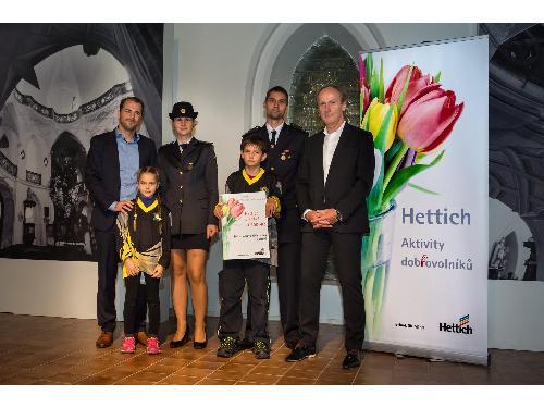 Hettich - Aktivity dobrovolníků 2017
