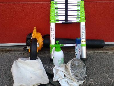Prostředky na likvidace obtížného hmyzu