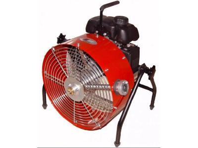 Přenosný přetlakový ventilátor ORKAN 350